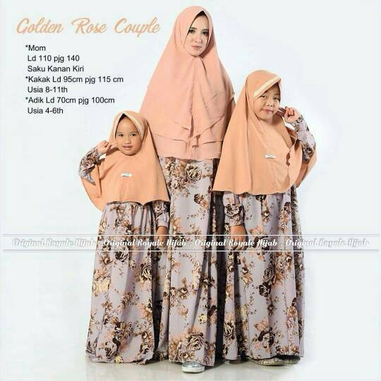 Info Grosir Baju Couple Muslim Ibu Dan Anak Travelbon.com