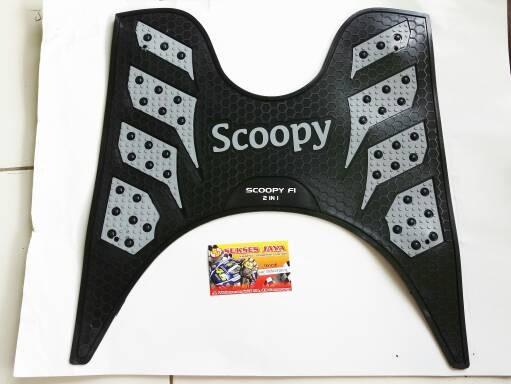 harga Karpet motor matic scoopy termurah bahan tebal Tokopedia.com