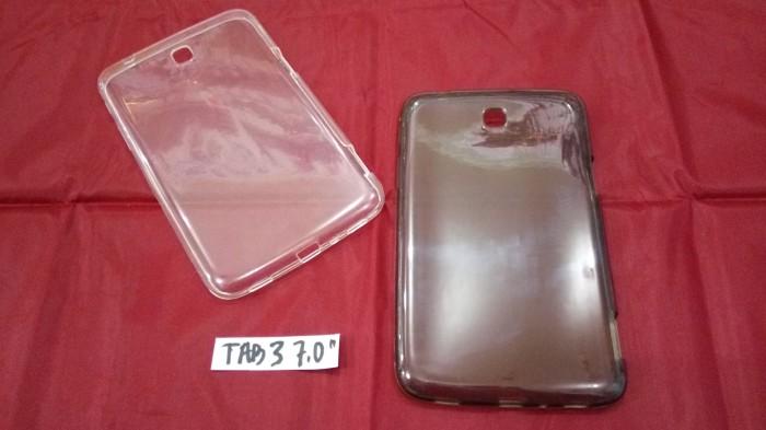 Ultrathin jelly case samsung galaxy tab 3 7.0 inch - p3200 - softcase