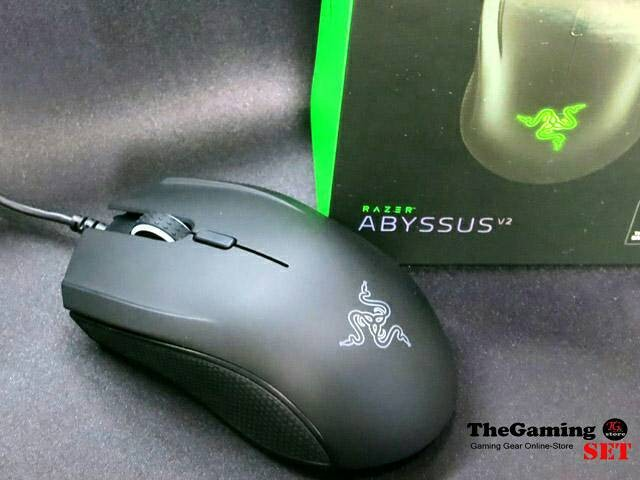 Foto Produk Razer Abyssus V2 dari TheGamingset