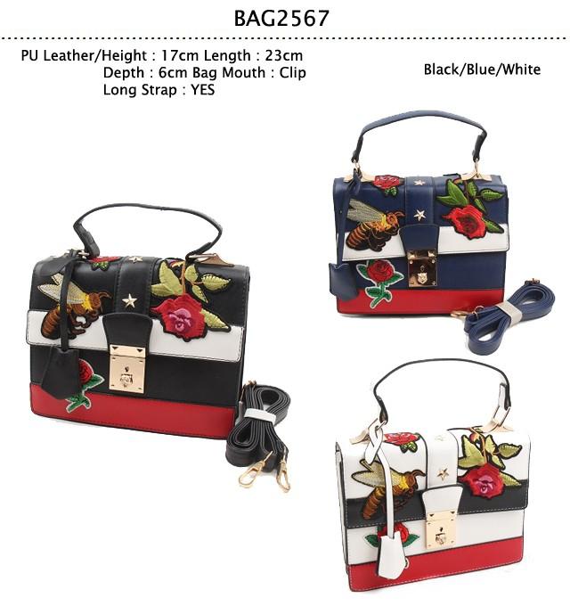 Tas wanita # Tas Import # Tas murah # Tas fashion BAG2567