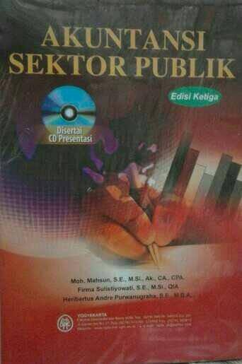 harga Akuntansi sektor publik edisi 3 mohamad mahsun Tokopedia.com