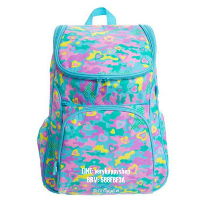 Smiggle Chaos Access Backpack