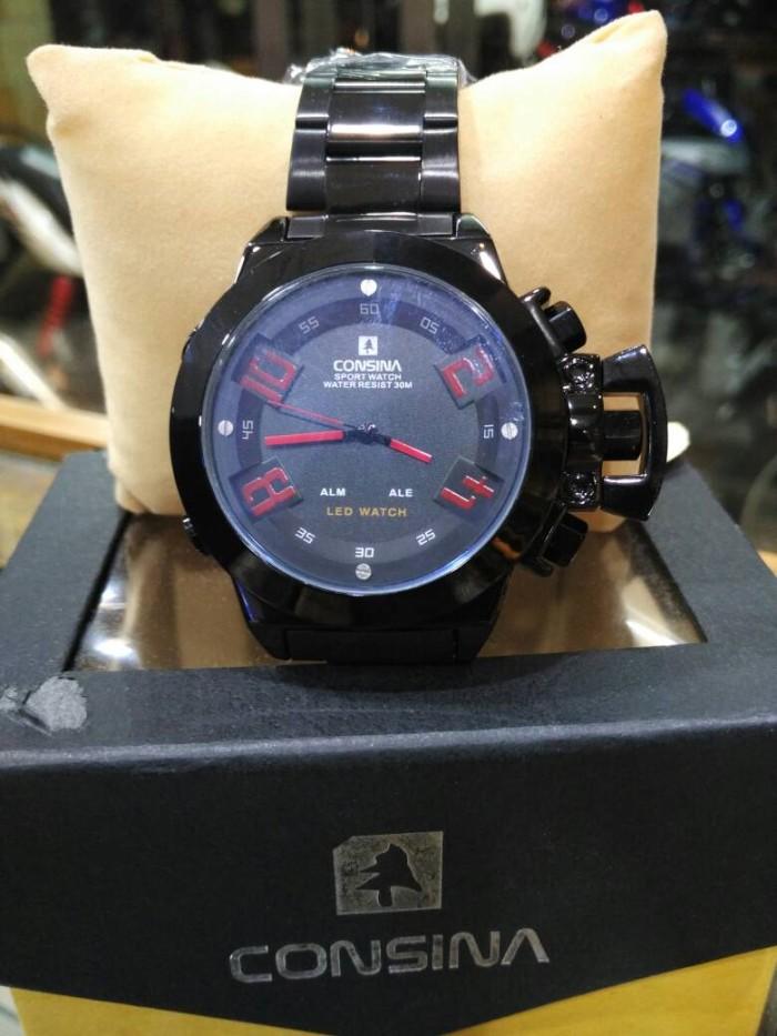 harga Jam tangan watch consina wh 1008 glow 1101017 Tokopedia.com