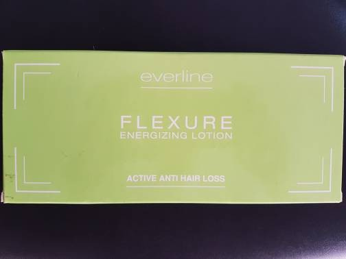 harga Everline flexure - anti hair loss (12x10ml) Tokopedia.com