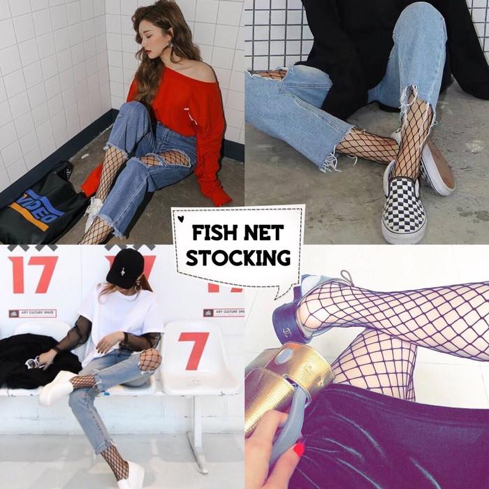 harga Fish net stocking / stoking jaring Tokopedia.com