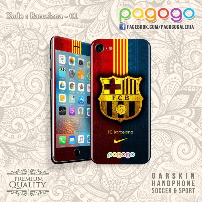 Jual Garskin Handphone Stiker Hp Garskin Infinix Garskin Vivo Barcelona 01 Kota Surabaya Pagogo Tokopedia