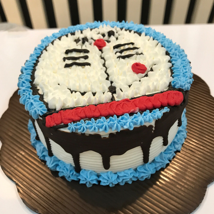 900 Gambar Doraemon Kue Ultah Paling Baru Infobaru