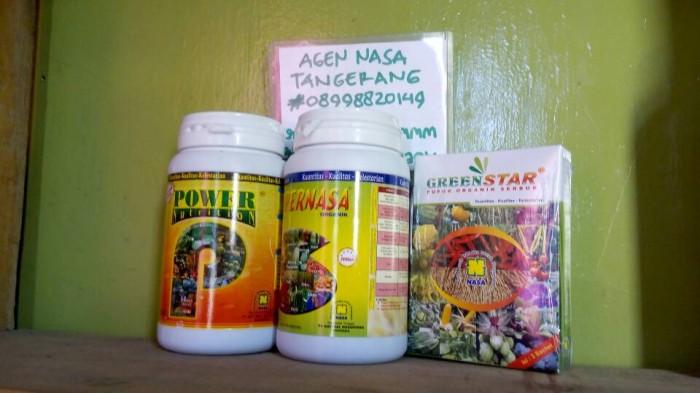 harga Paket pertanian organik pupuk padat nasa ( super + power + greenstar ) Tokopedia.com