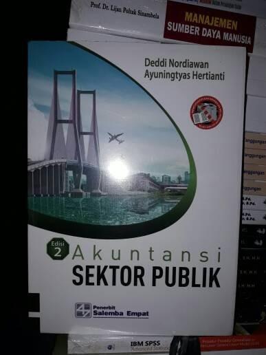 harga Akuntansi sektor publik edisi 2 Tokopedia.com