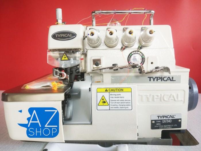 harga Typical gn794 mesin obras benang 4 Tokopedia.com