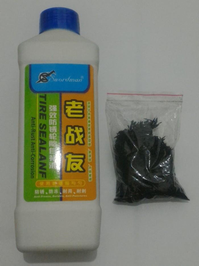 harga Tire sealant cairan anti bocor untuk ban tubeless ( 1000ml ) Tokopedia.com