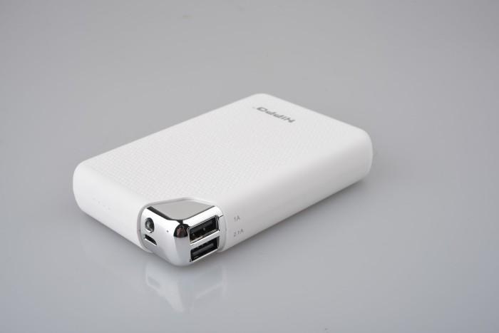 Hippo Bronz X 7500 MAH SP Simple Pack - Putih