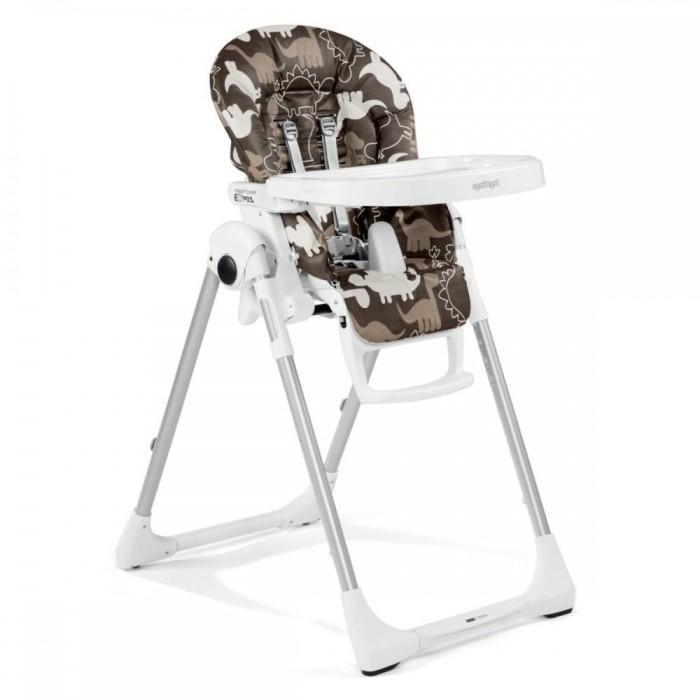 harga Peg perego prima pappa high chair zero 3 - dino park marrone Tokopedia.com