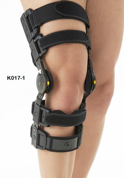 harga Dr. Med (dr-k017-1) - Dial Lock Hinged Knee Brace L / R Tokopedia.com
