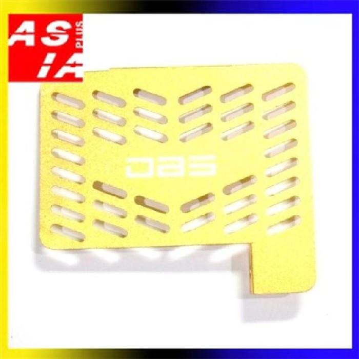 harga Variasi tutup radiator aksesoris motor mx king gold Tokopedia.com