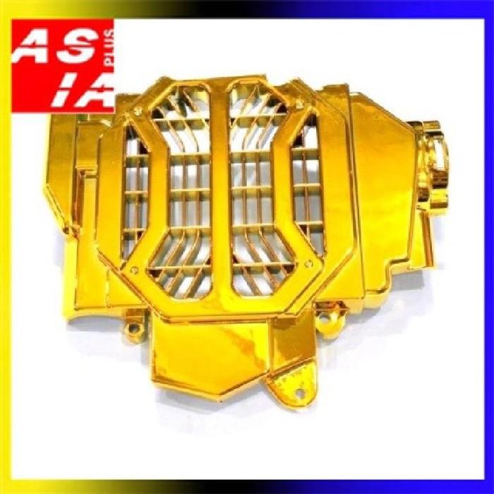 harga Variasi tutup radiator aksesoris motor honda vario gold Tokopedia.com