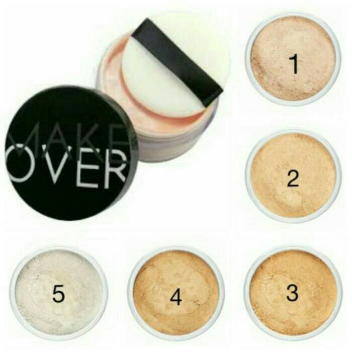Katalog Make Over Bedak Tabur Travelbon.com