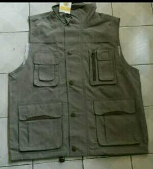 harga Vest rompi new fashion mancing wartawan Tokopedia.com
