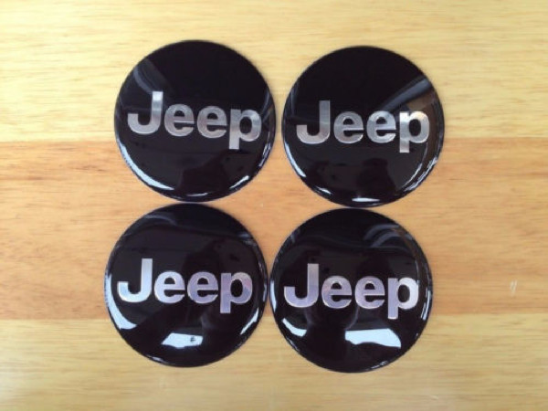 harga Sticker timbul tutup dop velg jeep 4pcs Tokopedia.com