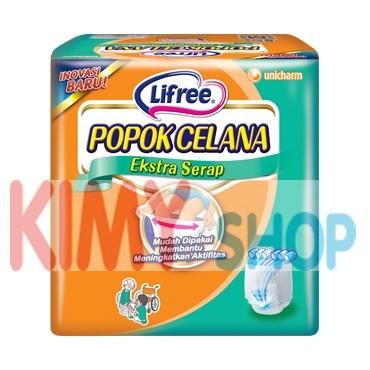 harga Popok celana dewasa lifree ekstra serap m 5 diapers Tokopedia.com