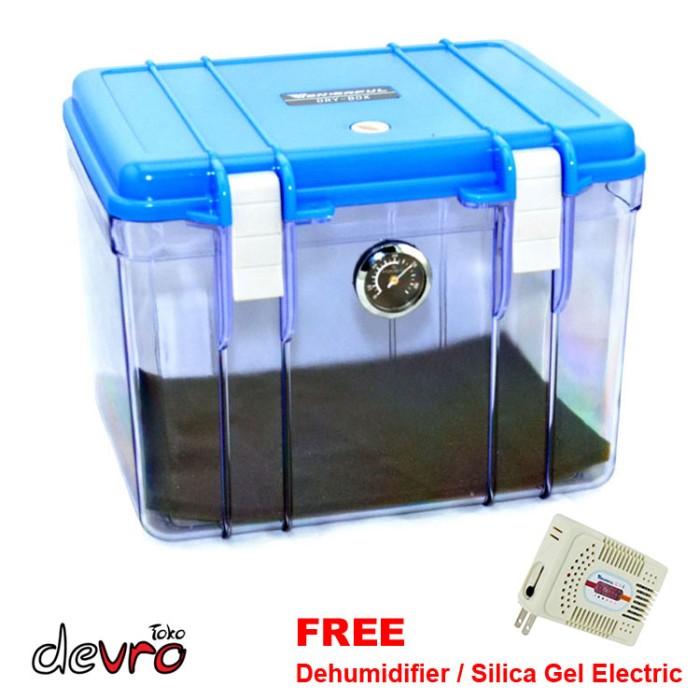 harga Dry box - kotak kering - wonderful db-2820 - free dehumidifier Tokopedia.com