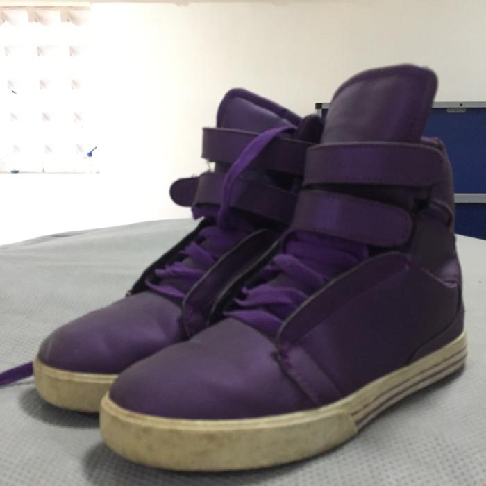 Jual sepatu Supra Justin Bieber untuk Kolektor! - Authentic Product ... f94d0ab780