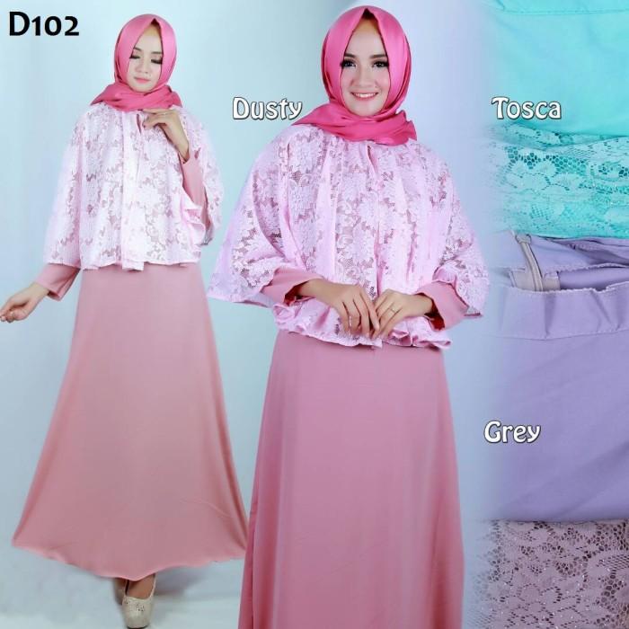 Katalog Long Dress Brukat Travelbon.com