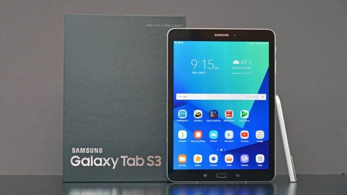 harga Samsung galaxy tab s3 9.7 32gb ram 4gb - new - bnib - ori Tokopedia.com