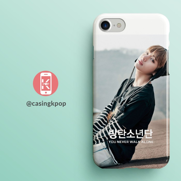 harga Casing handphone kpop bts v teaser images you never walk alone Tokopedia.com
