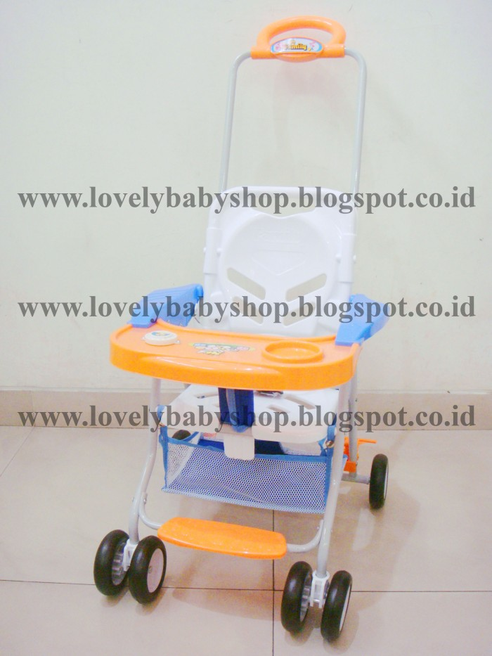 harga Hc06 # highchair kursi makan bayi family 2in1 stroller ringan ringkas Tokopedia.com