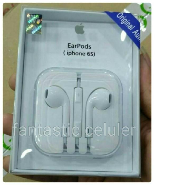 Earpods/headset original iphone/ipod/ipad