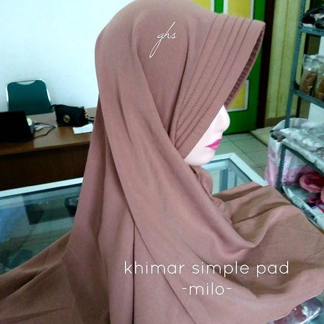 Jual Promo Khimar Pet Khimar Pad Simple Murah Kota Salatiga Hijab Winkel Tokopedia