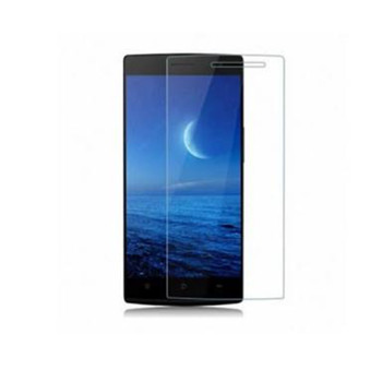 Clear Tempered Glass OPPO JOY 3 A11W Anti Gores Kaca Screen Guard