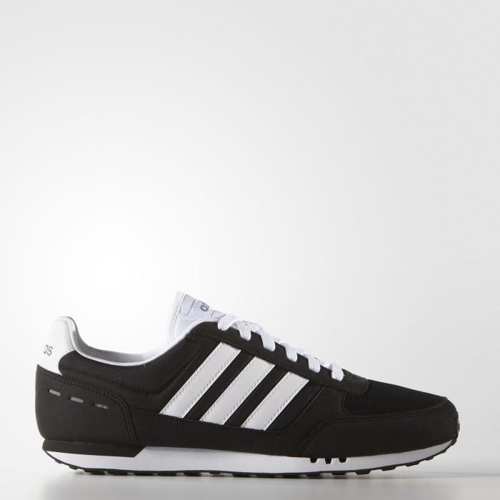 998510147cc Jual Adidas NEO CITY RACER Black Original 100% - Jakarta Selatan - Klorel  Store   Tokopedia