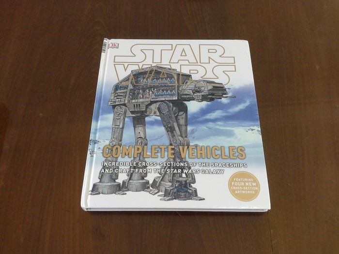 harga Buku star wars  star wars : complete vehicles & spaceship Tokopedia.com