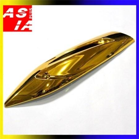 harga Tutup knalpot aksesoris sepeda motor yamaha mio j gold Tokopedia.com