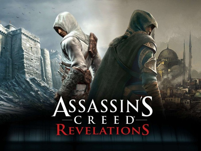 Jual Assassins Creed Revelations 2dvd Jakarta Barat Digitize