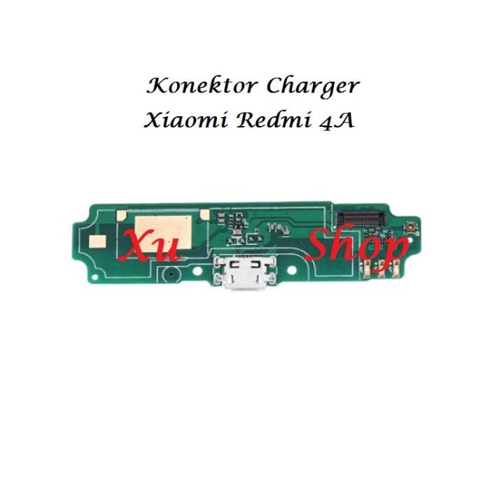 Jual Konektor Charger Xiaomi Redmi 4a Original New Jakarta Barat Xu Shop Tokopedia