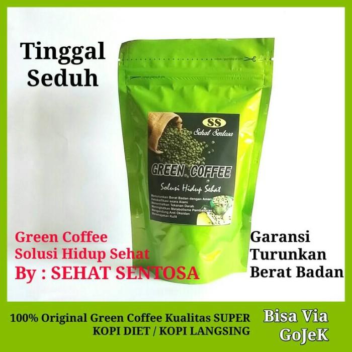 Jual Kopi Hijau Untuk Diet, Green Coffee Pelangsing Asli