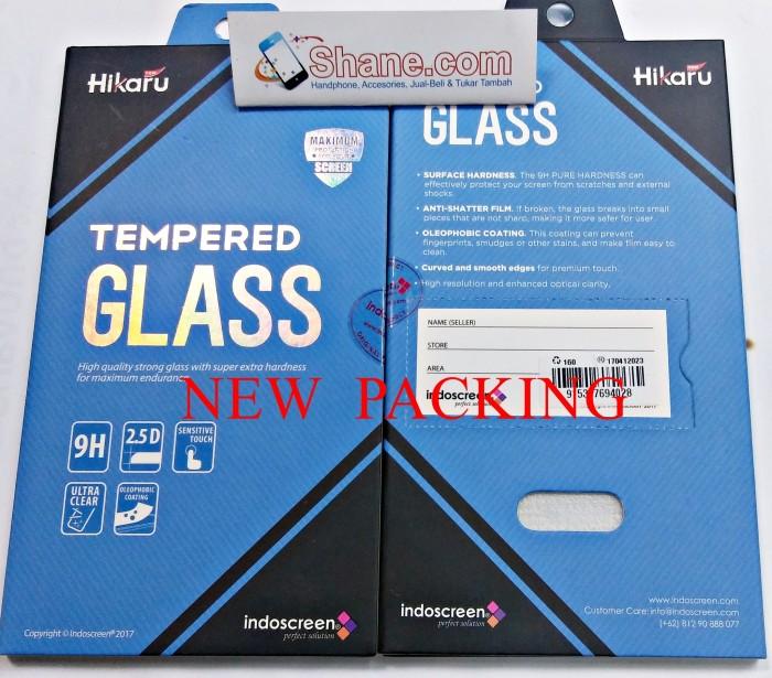NEW Tempered Glass Anti Gores Kaca HIKARU Untuk VIVO Y53