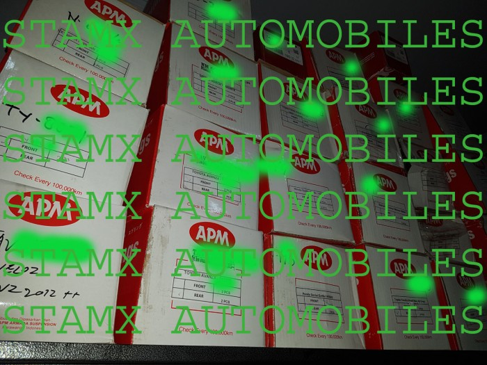 harga Per keong ukuran standard merk apm toyota yaris 06-14 belakang spsg Tokopedia.com