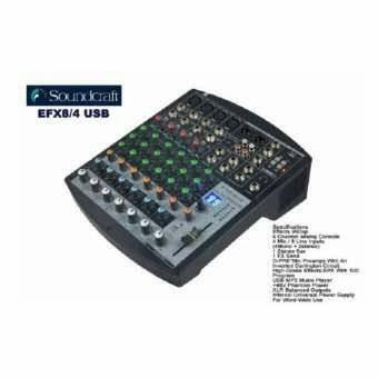 harga Audio mixer soundcraft efx8usb Tokopedia.com