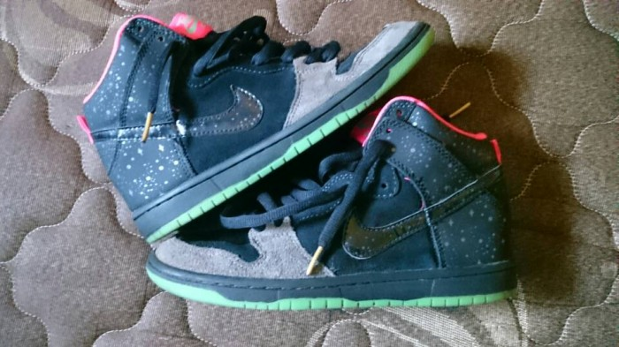 competitive price 340ca 9e3e0 Jual Nike sb dunk hi sb NORTHERN LIGHT - Kota Medan - HypeBeastMedan |  Tokopedia