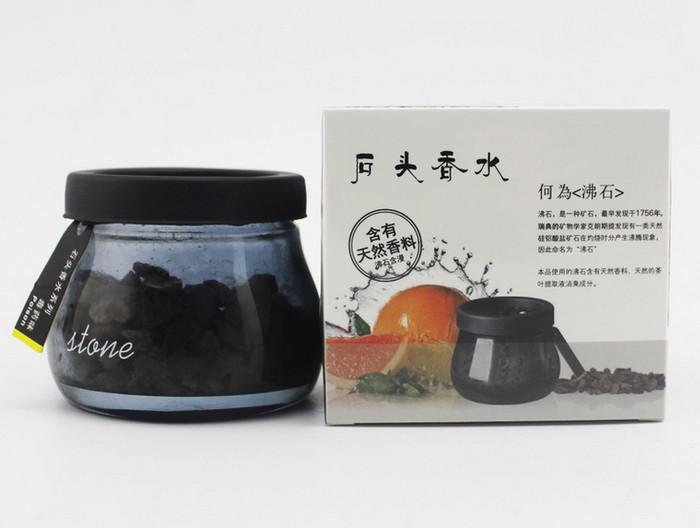 harga Parfume pewangi pengharum mobil parfum pajangan botol kaca batu stone Tokopedia.com