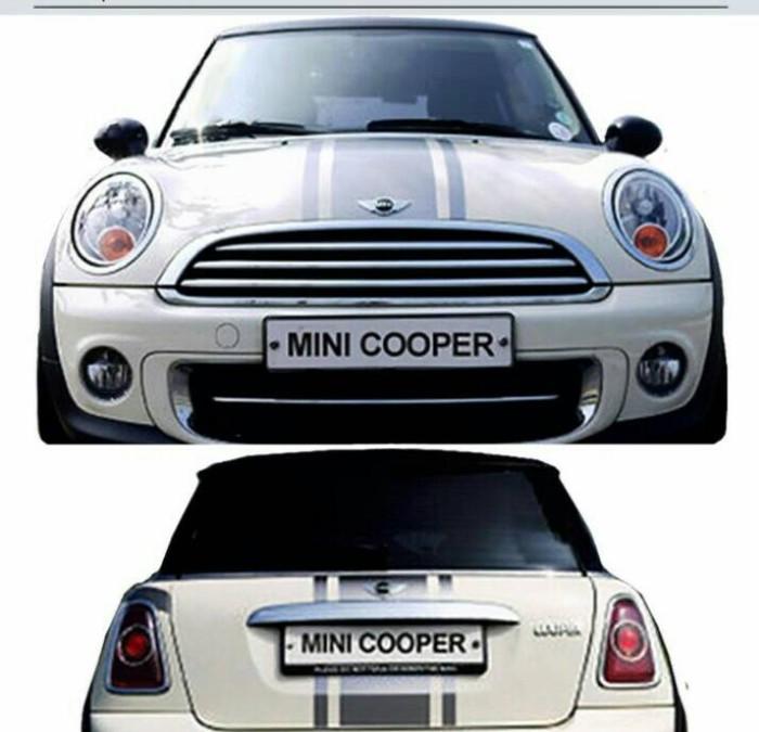 harga R56 mini cooper 2007 eklusive peredam panas hitam kap motor Tokopedia.com