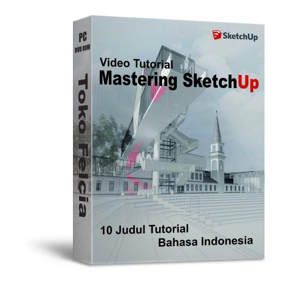 harga Video tutorial mastering sketchup Tokopedia.com