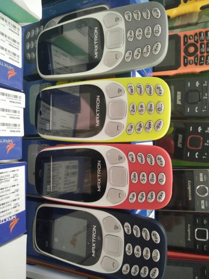 harga Hp maxtron c22 new baru model nokia 3310 baru murah meriah ada charger Tokopedia.com