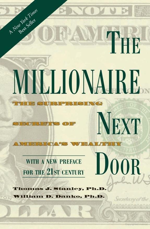 harga The millionaire next door: the surprising secrets of... [ebook/e-book] Tokopedia.com