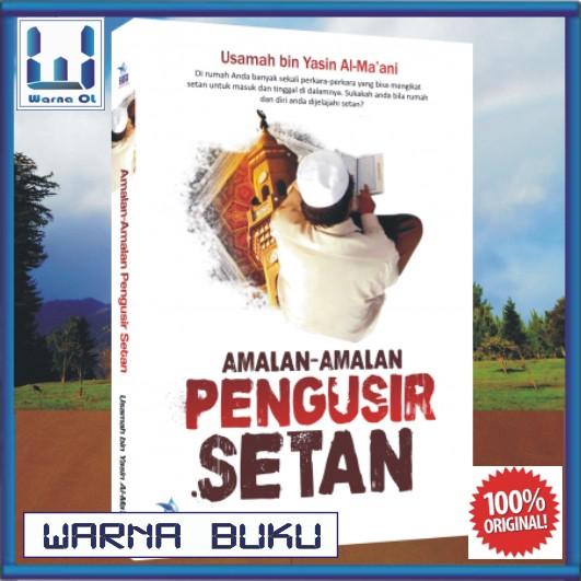 harga Buku islam amalan-amalan pengusir setan - zamzam Tokopedia.com